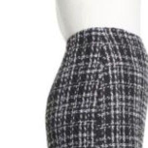 Halogen Skirts - Halogen plaid tweed skirt NWOT Size